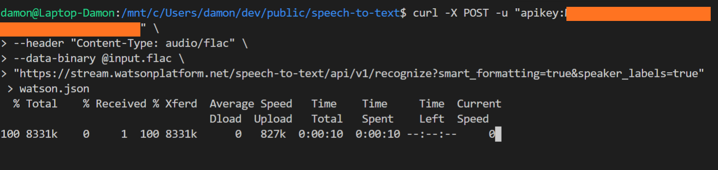 Hackers' Guide to Speech to Text: Quick, Dirty, and Free